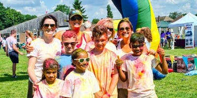 Romford Colour Run