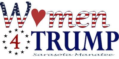 Women For Trump Sarasota Manatee June 3rd Luncheon