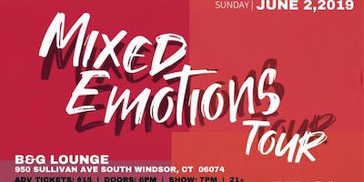 Mixed Emotions Tour