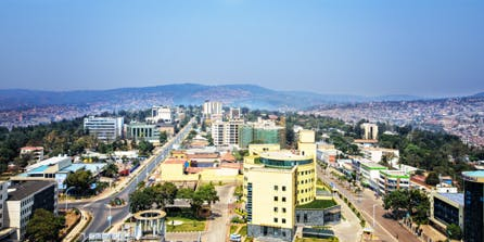 Business delegation to Rwanda