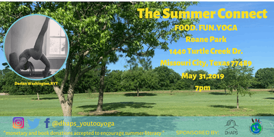The Summer Connect- Yoga in the Park