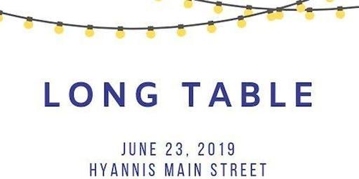 Embargo Long Table 2019