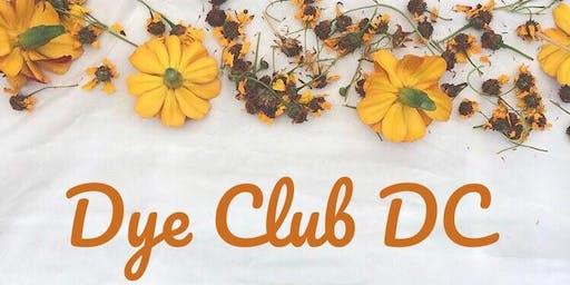 Dye Club DC - September