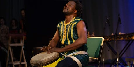 FREE AFRICAN DRUMMING WORKSHOP tickets