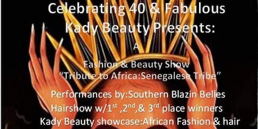 First Senegalese showcase fashion and beauty in killeen Texas