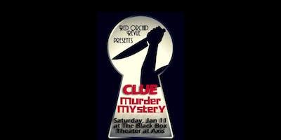 Clue A Burlesque Murder Mystery
