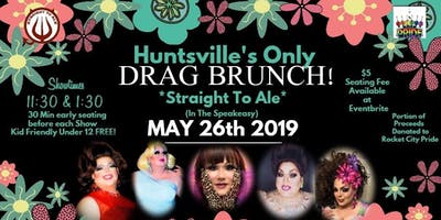 Huntsville's Only Drag Brunch (May)