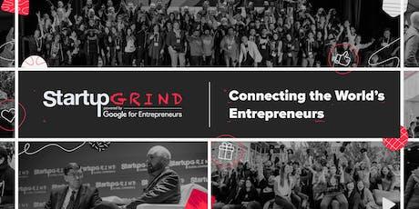 Startup Grind Aachen hosts Zahir Dehnadi (CEO & co-founder) of Navabi Tickets