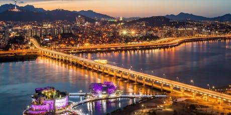 Korean Traveling 101 tickets