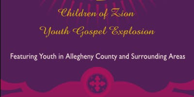 Children of Zion: Youth Gospel Explosion