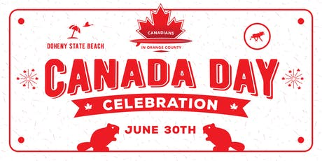 Canada Day 2019 at the Beach tickets