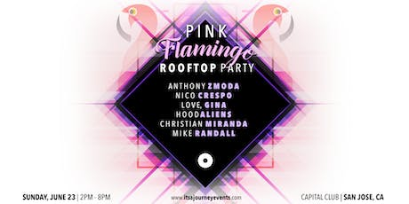 Pink Flamingo Rooftop Party tickets
