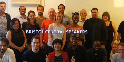 Bristol Central Speakers: Toastmasters Meeting