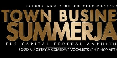 The First Annual Town Business Summer Jam