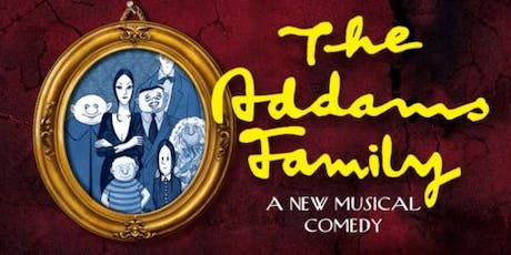 The Addams Family Musical tickets