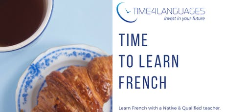 Time to learn French billets