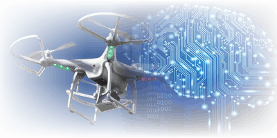 Intelligent Drones: Elevating Algorithms to New Heights