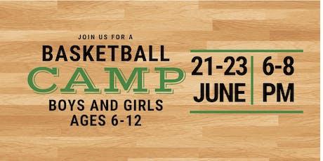 Trinity Basketball Camp tickets