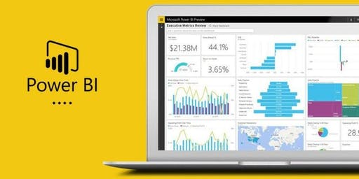 Workshop: Visualice sus datos con MICROSOFT POWER BI