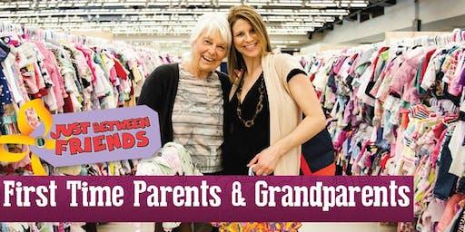 JBF Lower Bucks, Fall 2019:  First Time Parents & Grandparents Presale (FREE)