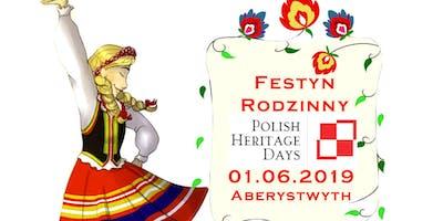 Polish Heritage Days 2019 in Aberystwyth