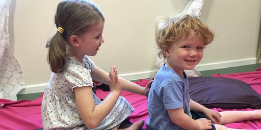 Once Upon a Child.... Story Massage