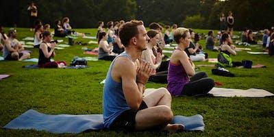 Flux Fest: Yoga in the Park