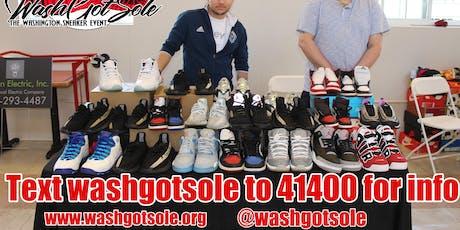 The Washington Sneaker Event ( WashGotSole ) #washgotsole  tickets