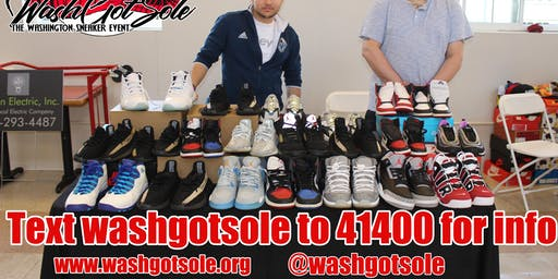 The Washington Sneaker Event ( WashGotSole ) #washgotsole