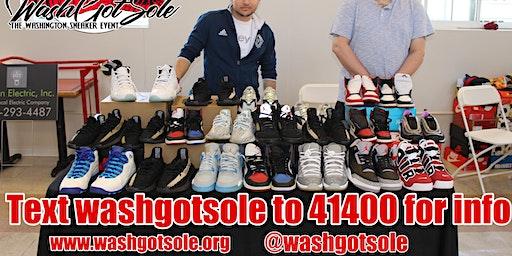 The Washington Sneaker Event ( WashGotSole ) #washgotsole