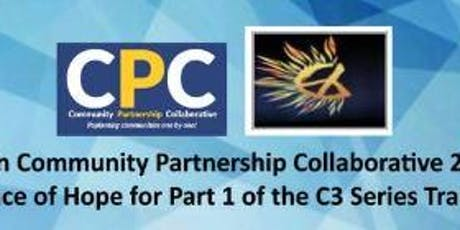 Cultural Community Corrections: C3 Series Training Part 1 tickets