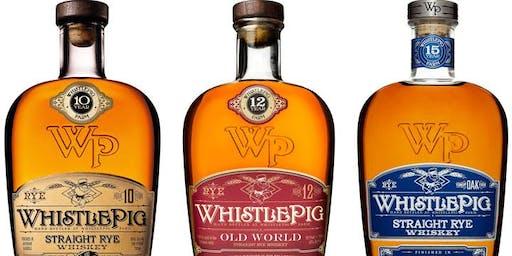 Bosscat Houston Whiskey Wednesday - WhistlePig