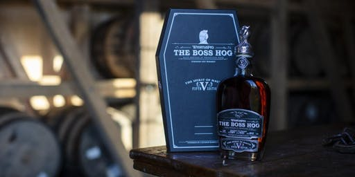 Bosscat Newport Beach Whiskey Wednesday - WhistlePig