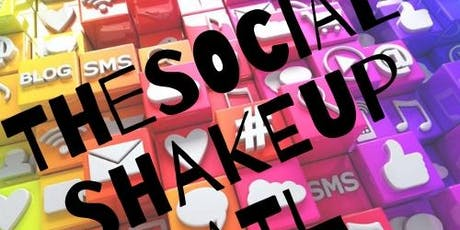 The Social Shake-up tickets