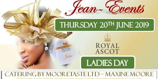 Ladies Day - Royal Ascot - TRAVEL ONLY