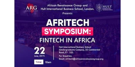 AfriTech Symposium 2019 tickets
