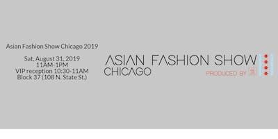 Asian Fashion Show Chicago 2019