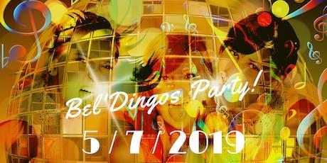 Bel'Dingos Party billets