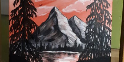 Paint and Pints at Nickelbrook Brewery!