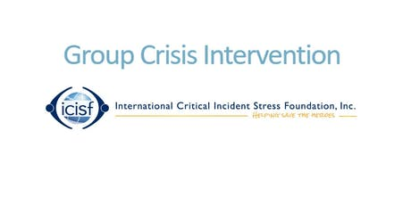 Group Crisis Intervention tickets