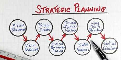 Uptima Presents: Strategic Planning for Small Businesses tickets