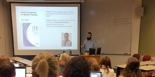 Engaging Muslim Students in Public Schools - Columbus, OH