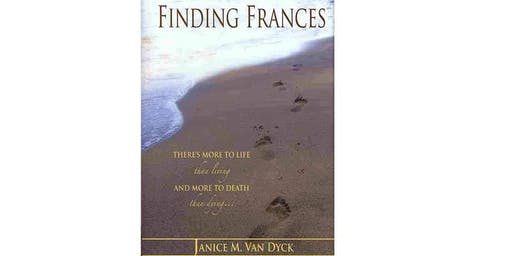 The CE Book Club:  Finding Frances