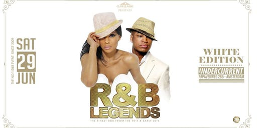 R&B Legends White Edition