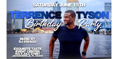 Terrence Tyson Birthday Party