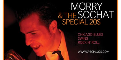Morry Sochat & The Special 20's tickets