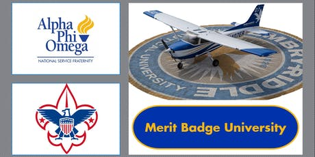 Alpha Phi Omega - ERAU Merit Badge University tickets