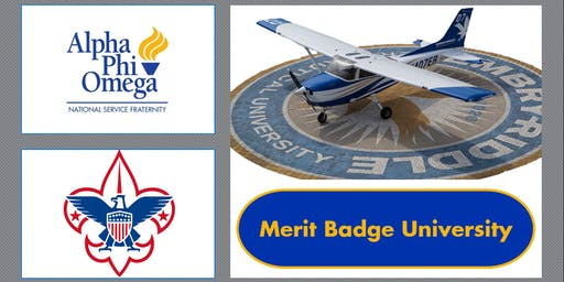 Alpha Phi Omega - ERAU Merit Badge University
