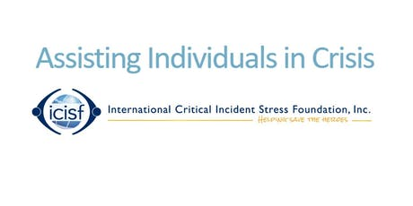 Assisting Individuals In Crisis tickets