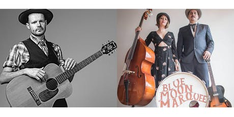 Roots and Blues Double Bill with Blue Moon and Ryan McNally tickets